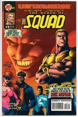 Year Zero: The Death of the Squad #3 (1995) by Malibu Comics