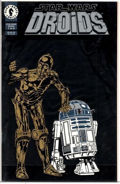 Star Wars: Droids #1 (1994) by Dark Horse Comics