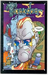Trencher #2 (1993) by Image Comics