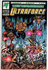 Ultraforce #1 (1994) by Malibu Comics