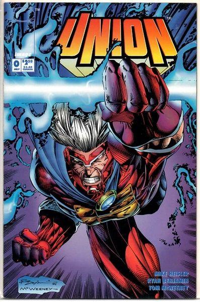 Union #0 (1994) by Image Comics