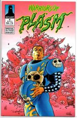 Warriors of Plasm #8 (1994) by Defiant