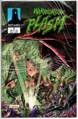 Warriors of Plasm #1 (1993) by Defiant