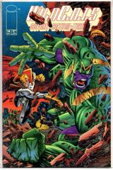 WildC.A.T.S: Covert Action Teams #14 (1994) by Image Comics