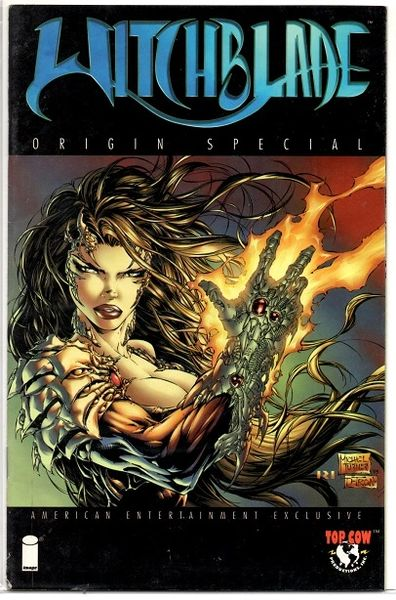 Witchblade: Origin Special #1 (1997) by Image Comics