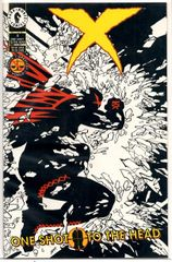 X: One Shot to the Head #1 (1994) by Dark Horse Comics