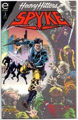 Spyke #1 (1993) by Marvel Comics