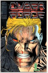 Cyberforce #4 (1993) by Image Comics