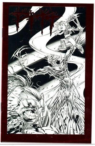 Pitt #3 (1993) by Image Comics