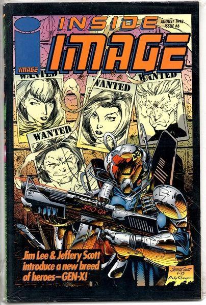Inside Image #6 (1993) by Image Comics