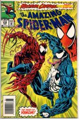 The Amazing Spider-Man #378 (1993) by Marvel Comics