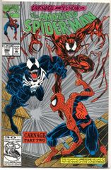 The Amazing Spider-Man #362 (1992) by Marvel Comics