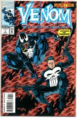 Venom: Funeral Pyre #1 (1993) by Marvel Comics