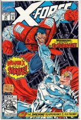 X-Force #10 (1992) by Marvel Comics