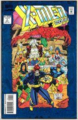X-Men 2099 #1 (1993) by Marvel Comics