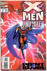 X-Men Unlimited #2 (1993) by Marvel Comics