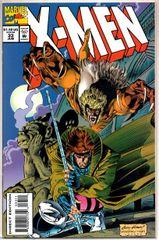 X-Men #33 (1994) by Marvel Comics