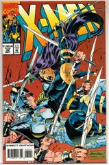 X-Men #32 (1994) by Marvel Comics