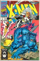 X-Men #1a (1991) by Marvel Comics