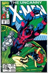 The Uncanny X-Men #286 (1992) by Marvel Comics