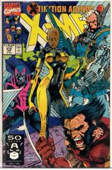 The Uncanny X-Men #272 (1991) by Marvel Comics