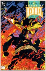 Batman: Sword of Azrael #4 (1993) by DC Comics