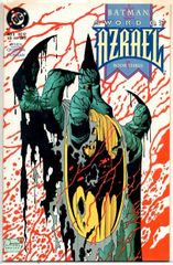 Batman: Sword of Azrael #3 (1992) by DC Comics