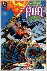 Batman: Sword of Azrael #2 (1992) by DC Comics