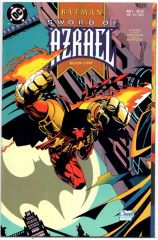 Batman: Sword of Azrael #1 (1992) by DC Comics