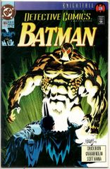 Detective Comics: Batman #666 (1993) by DC Comics