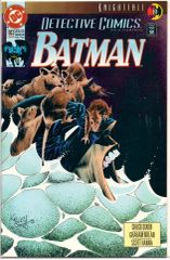 Detective Comics: Batman #663 (1993) by DC Comics