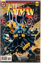 Batman #501 (1993) by DC Comics