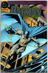 Batman #500 (1993) by DC Comics