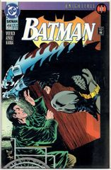 Batman #499 (1993) by DC Comics