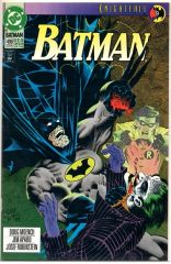 Batman #496 (1993) by DC Comics