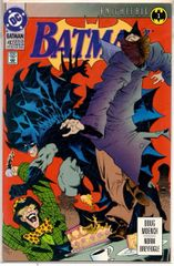Batman #492 (1993) by DC Comics