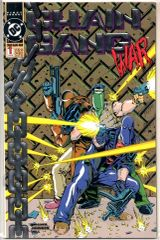 Chain Gang War #1 (1993) by DC Comics