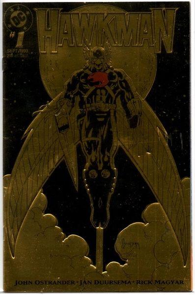Hawkman #1 (1993) DC Comics