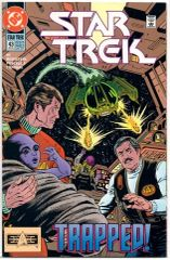Star Trek #43 (1993) by DC Comics