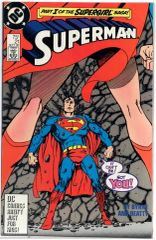Superman #21 (1988) by DC Comics