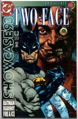Showcase '93: Two-Face #8 (1993) by DC Comics