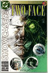 Showcase '93: Two-Face #7 (1993) by DC Comics