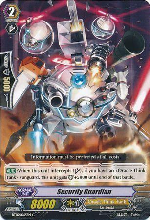 BT02/065EN (C) Security Guardian