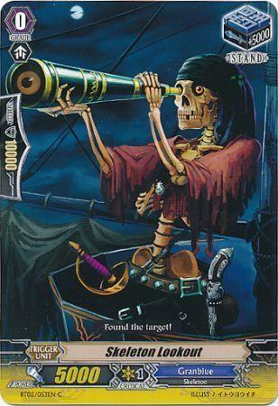 BT02/053EN (C) Skeleton Lookout