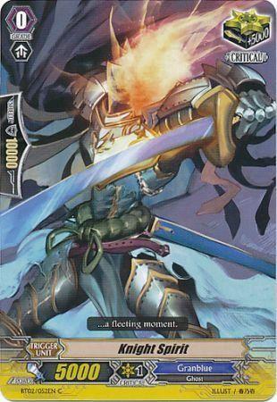 BT02/052EN (C) Knight Spirit