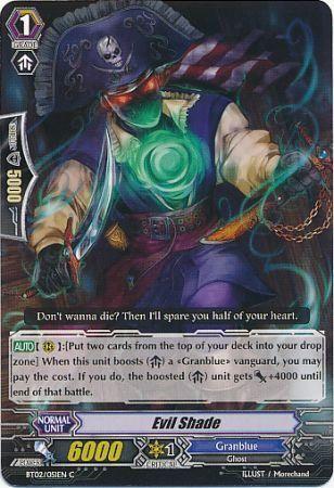 BT02/051EN (C) Evil Shade