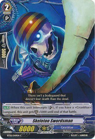 BT02/049EN (C) Skeleton Swordsman