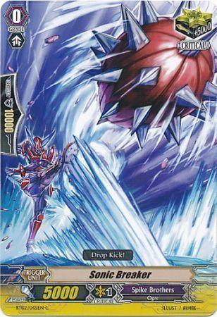 BT02/045EN (C) Sonic Breaker