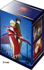 "Deck Holder Collection V2 ""Fate/EXTRA Last Encore (Saber & Hakuno)"" Vol.554 by Bushiroad"