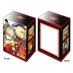 "Deck Holder Collection V2 ""Fate/EXTRA Last Encore (Illustrias Geocentrism Theory)"" Vol.571 by Bushiroad"